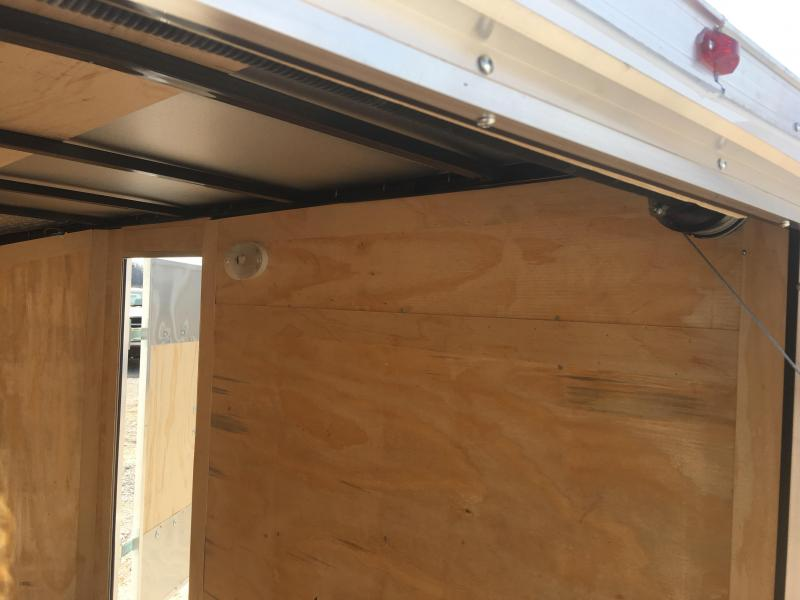 Eagle 5 X 10 Enclosed Cargo Trailer 5' Height