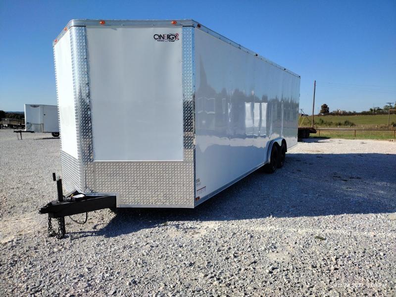 2021 Cynergy Cargo 8.5x24 10K Advanced Enclosed Cargo Trailer