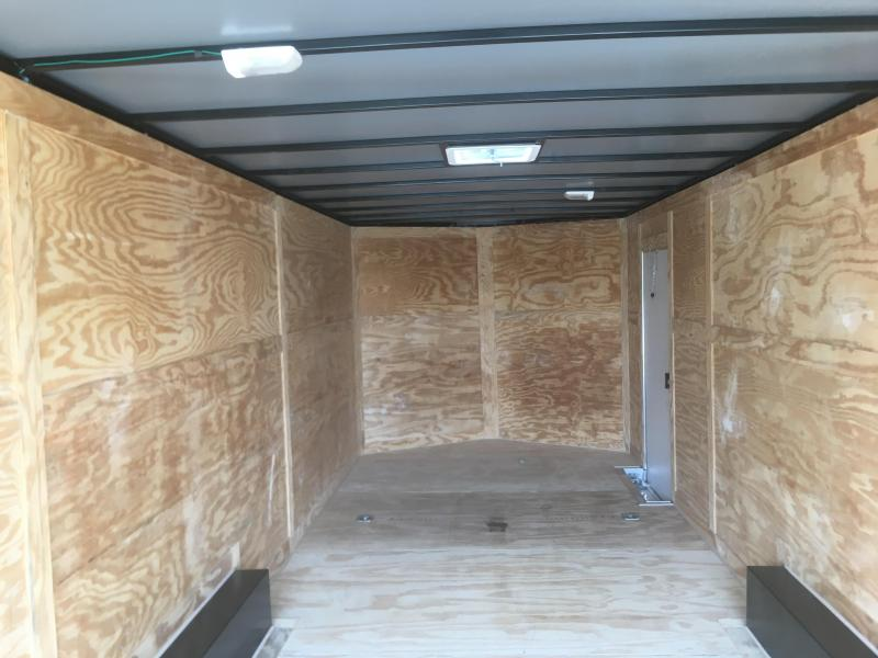 2021 Cynergy Cargo 8.5x24 10K Advanced Enclosed Cargo Trailer