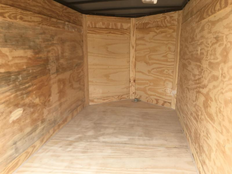 2021 Cynergy Cargo 5x10 Advanced Enclosed Cargo Trailer