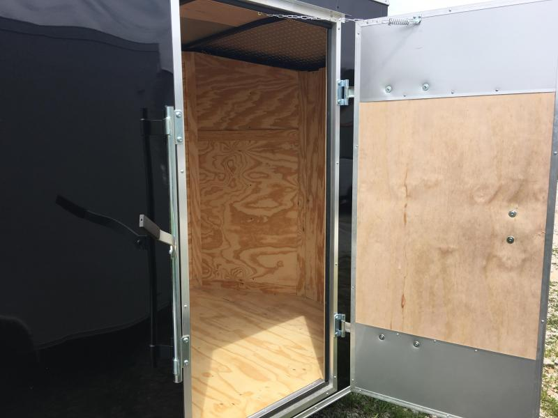 Eagle 6 X 14 Enclosed Cargo Trailer 3K
