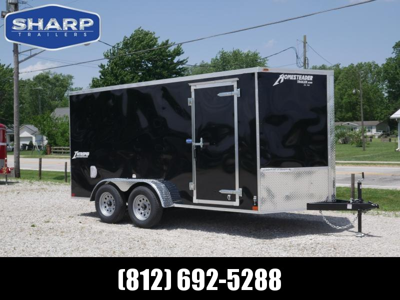 2021 Homesteader Trailers 714IT Enclosed Cargo Trailer