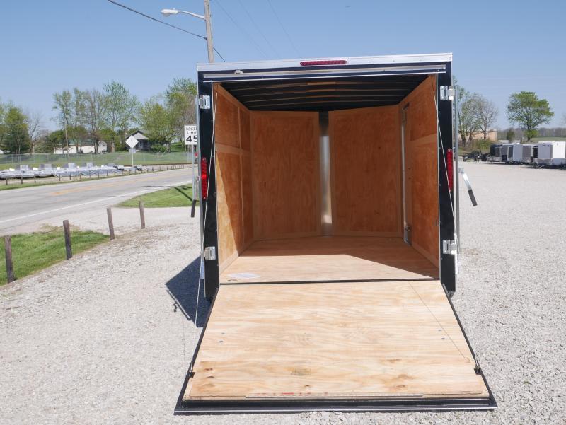 2022 Homesteader Inc. 712IS Enclosed Cargo Trailer