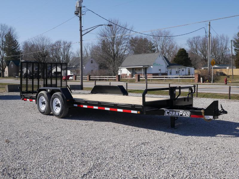 2021 CornPro Trailers UT-20 H Equipment Trailer
