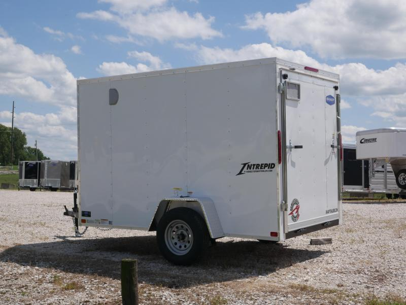 2021 Homesteader 610IS Enclosed Cargo Trailer