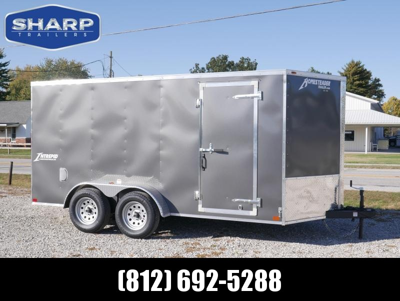 2021 Homesteader 714IT Enclosed Cargo Trailer