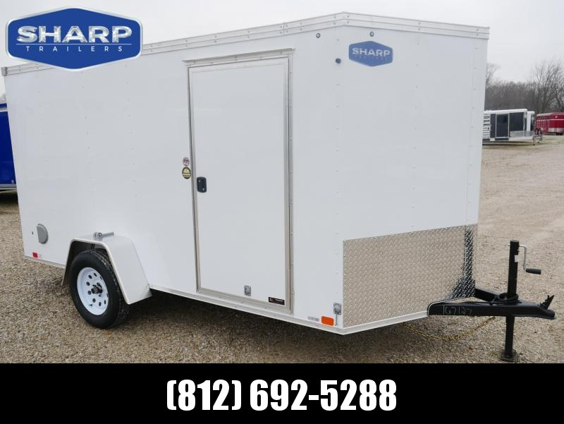 2021 United Trailers XLV-612SA Enclosed Cargo Trailer