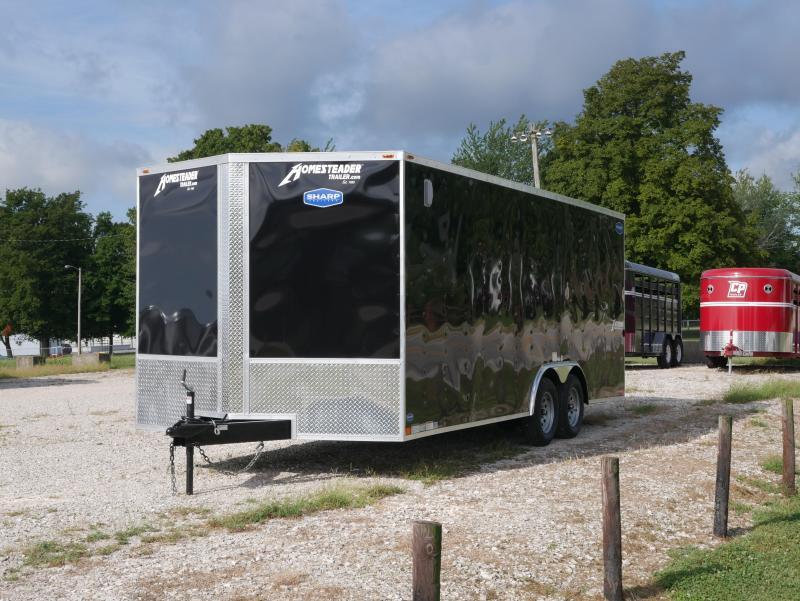 2021 Homesteader Trailers 820 IT Enclosed Cargo Trailer