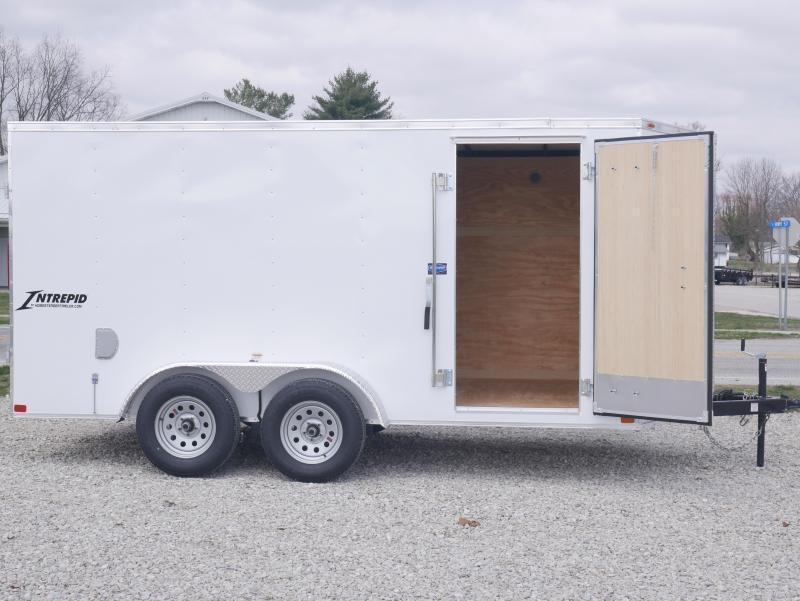 2021 Homesteader 714IT Enclosed Cargo Trailer