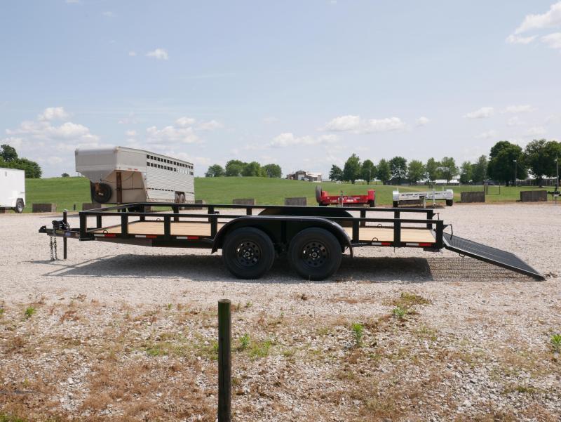 2021 Retco UT-16 EW Utility Trailer