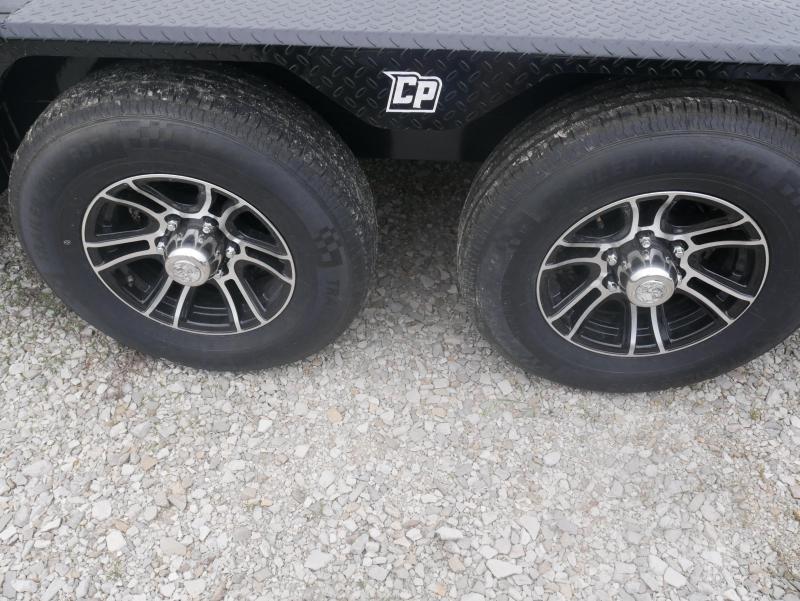 2021 CornPro Trailers UT-18 CS Car / Racing Trailer
