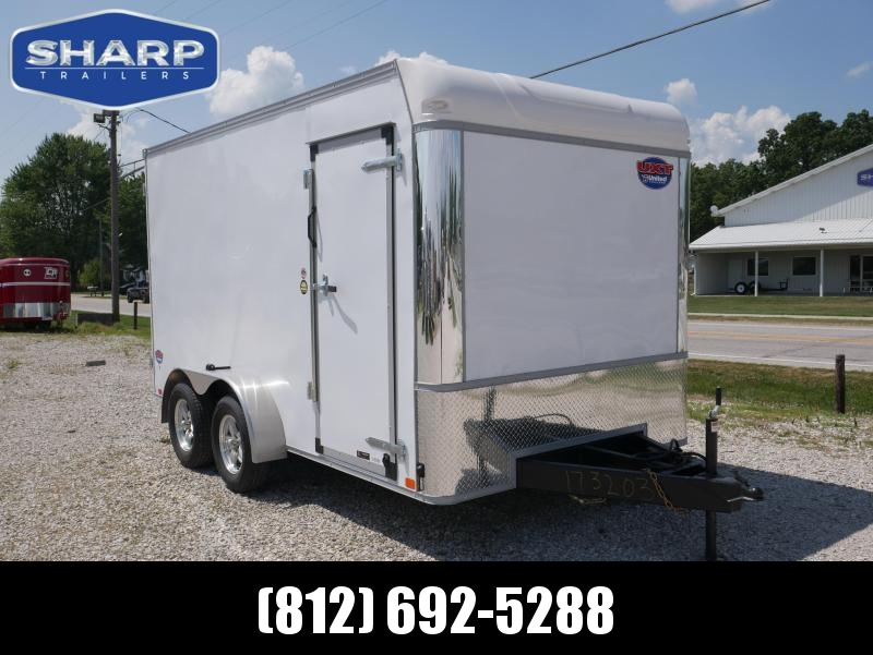 2021 United Trailers 714 UXT Enclosed Cargo Trailer