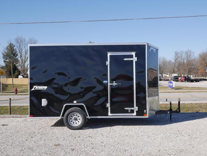 2021 Homesteader Inc. 712IS Enclosed Cargo Trailer