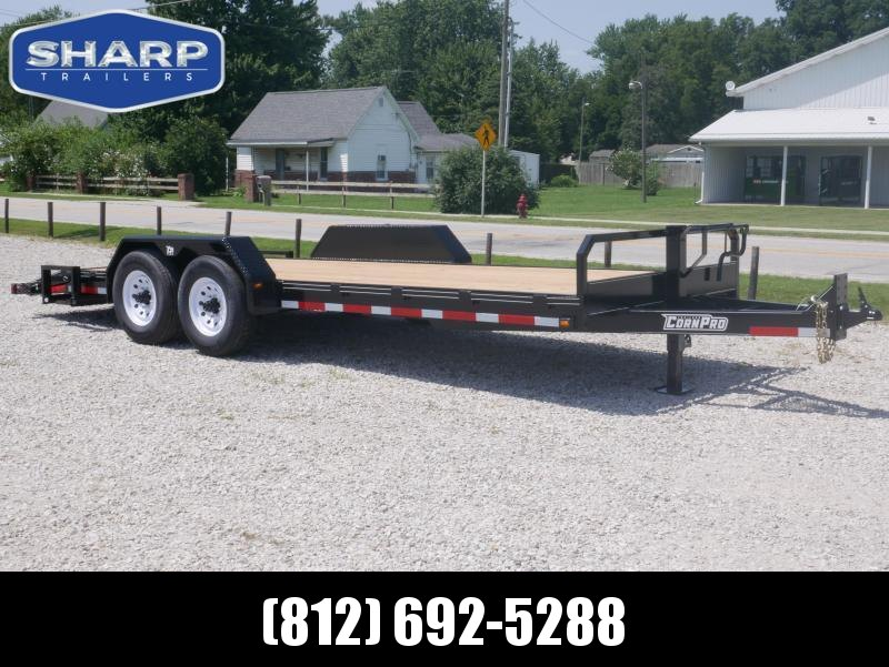 2020 CornPro Trailers UT-20 H Equipment Trailer