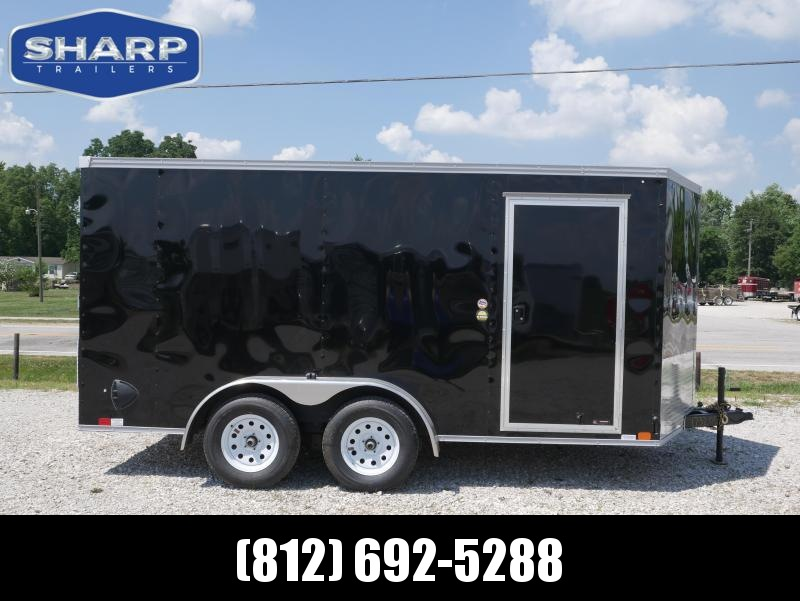 2021 United Trailers XLV714 Enclosed Cargo Trailer