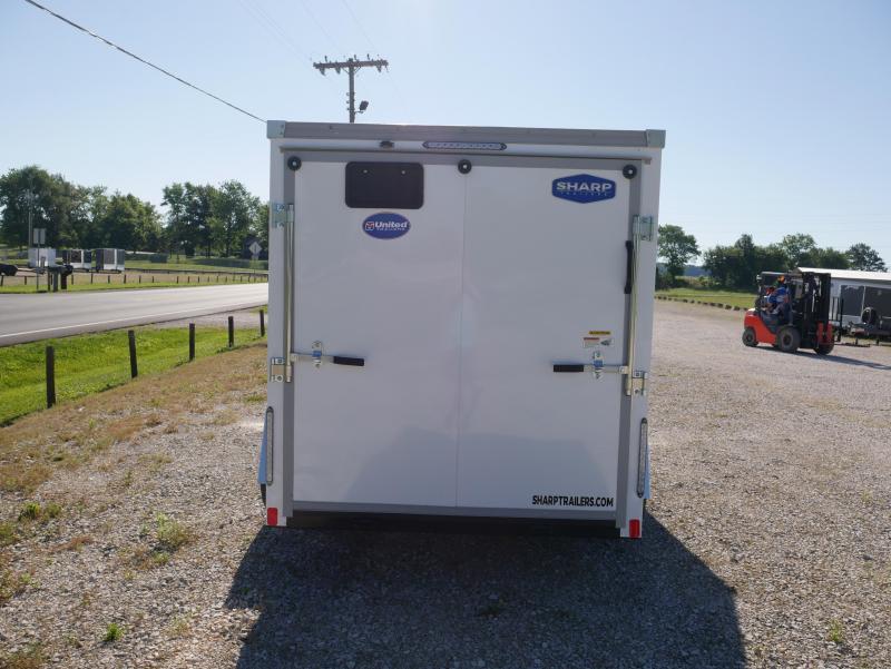 2022 United Trailers XLV-612SA Enclosed Cargo Trailer