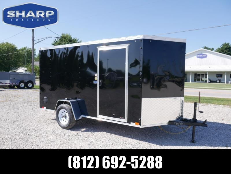 2021 United Trailers XLV 612 Enclosed Cargo Trailer