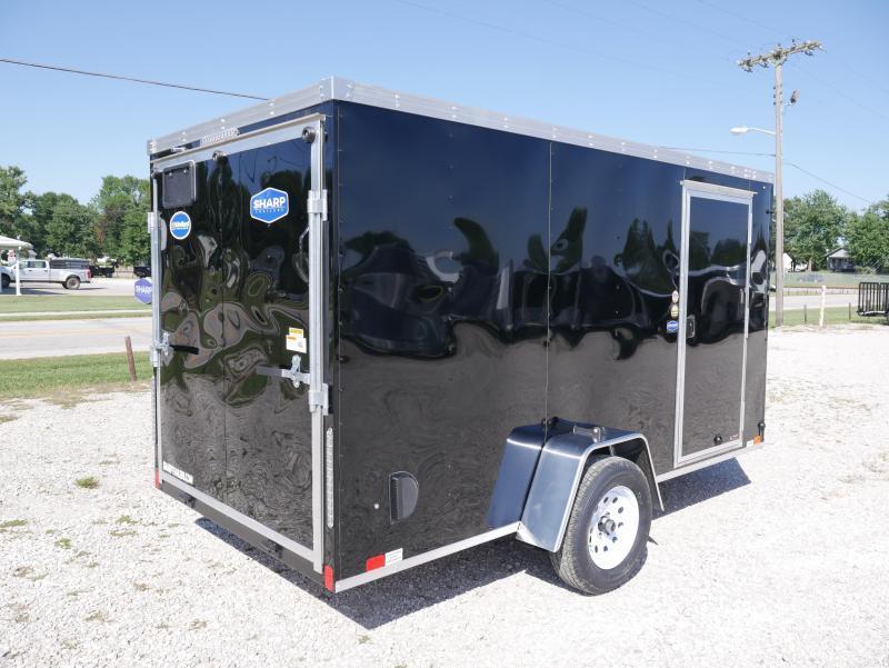 2021 United Trailers XLV 612 Enclosed Cargo Trailer