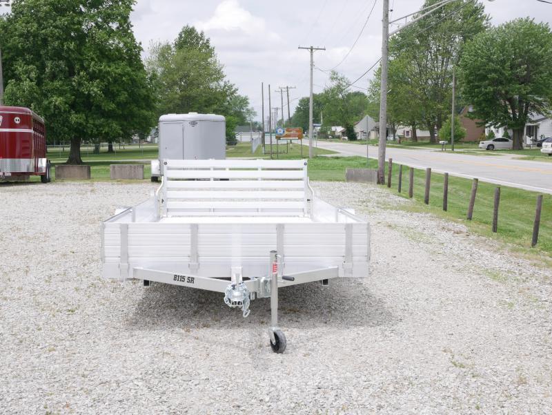 2021 Aluma 8115-BT-SR ATV Trailer