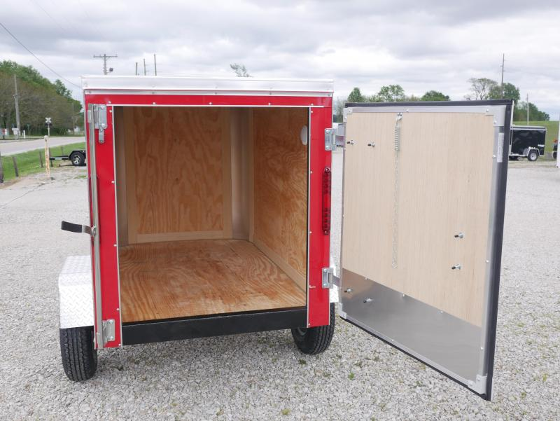 2021 Homesteader 406FS Enclosed Cargo Trailer