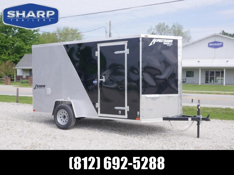 2020 Homesteader 612IS Enclosed Cargo Trailer