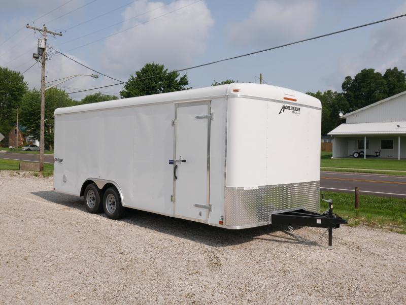2021 Homesteader Trailers 820 CT Enclosed Cargo Trailer