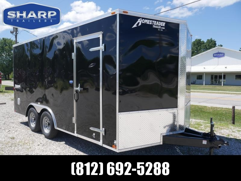 2021 Homesteader Trailers 816IT Enclosed Cargo Trailer
