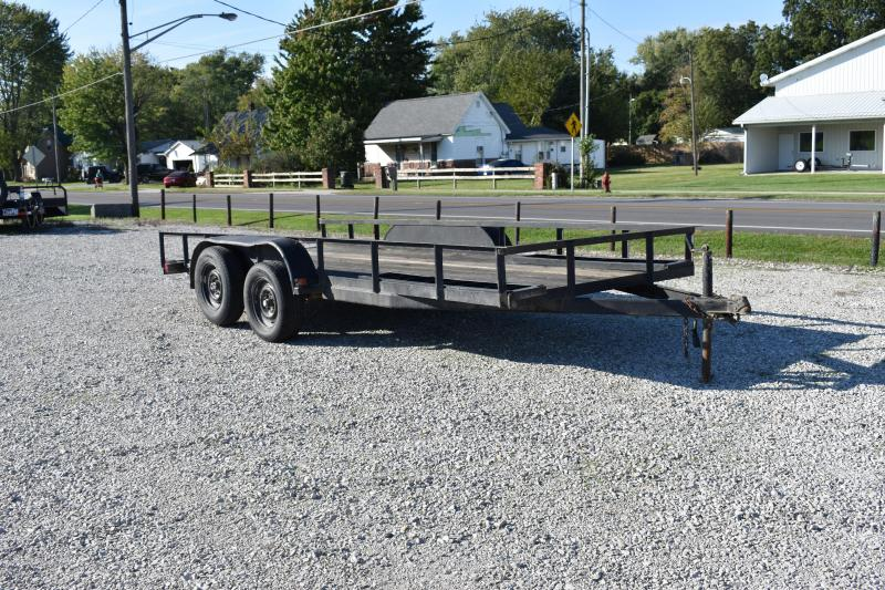 1999 Other 16 UTILITY  Utility Trailer