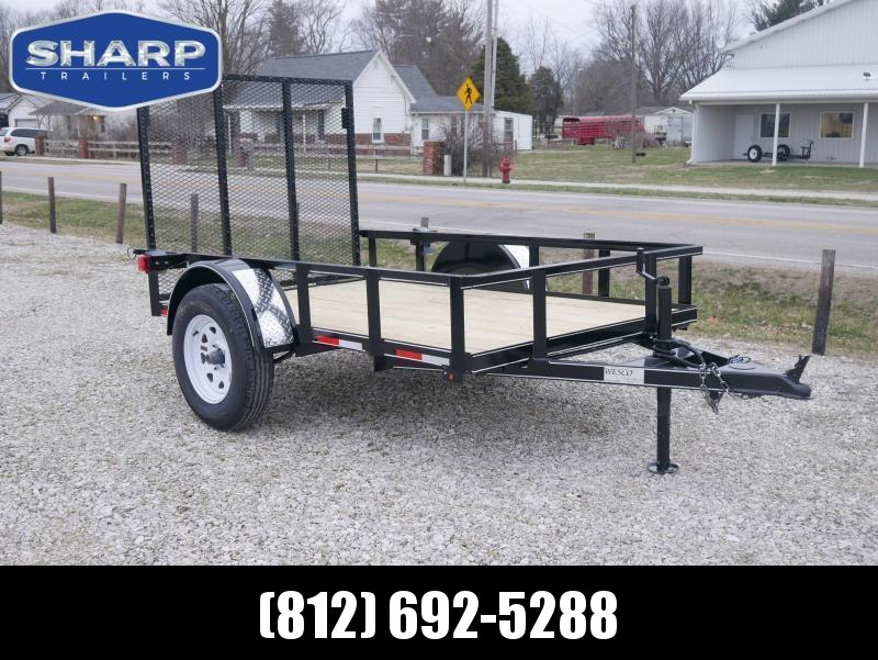 2020 Wesco 5x8 Utility Trailer