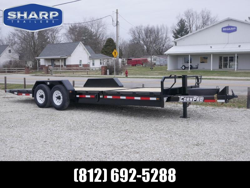 2020 CornPro Trailers UT 23 HT 17+6 Equipment Trailer