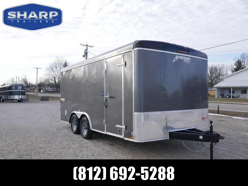 2021 Homesteader 816CT Enclosed Cargo Trailer