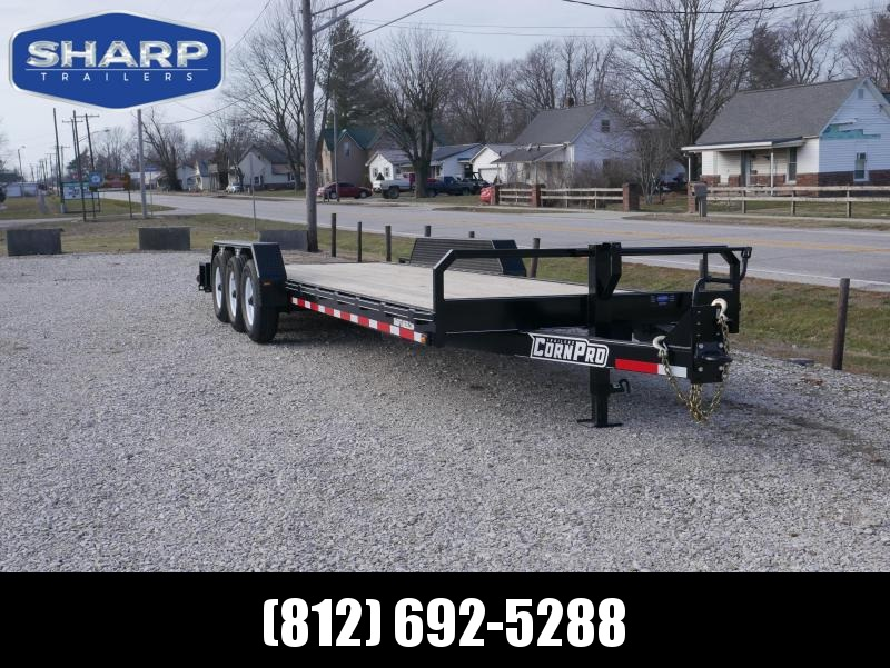 2020 CornPro Trailers UT-26 HT TRI-AXLE Equipment Trailer