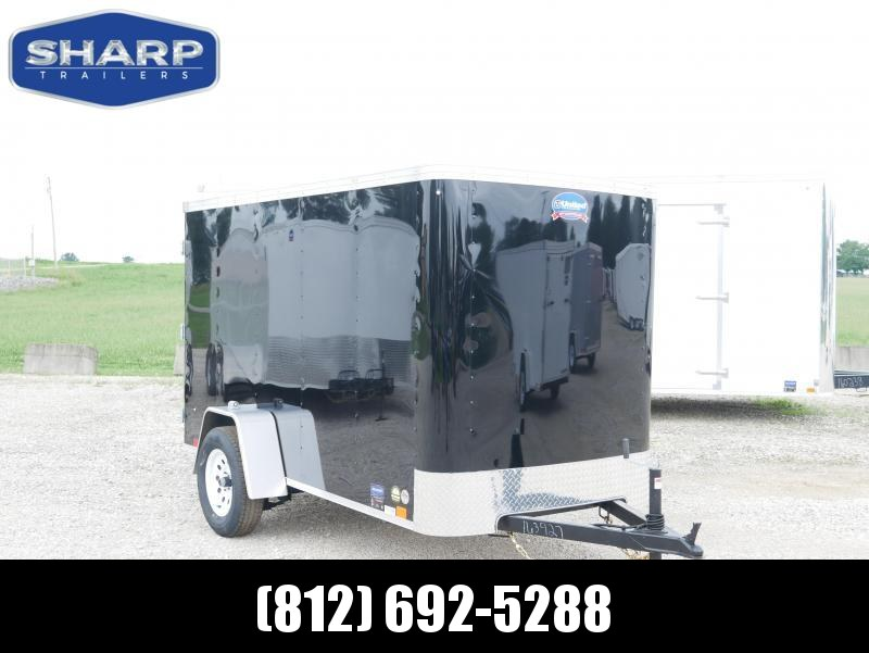 2021 United Trailers XLE-58 Enclosed Cargo Trailer