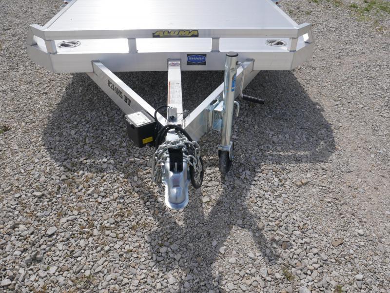 2021 Aluma 8214 HS ATV Trailer