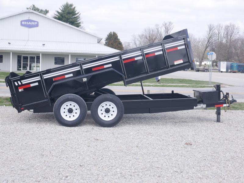 2021 CornPro DB-14 Dump Trailer