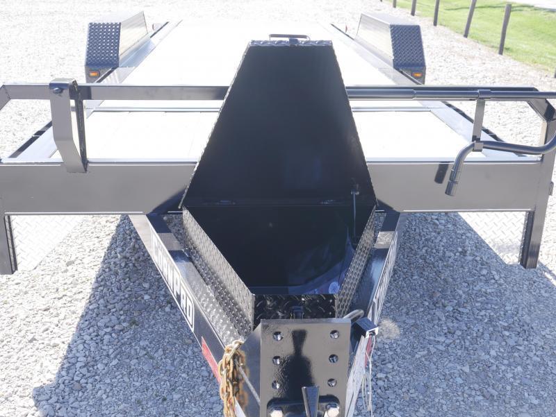 2022 CornPro Trailers UT-21 HT Equipment Trailer