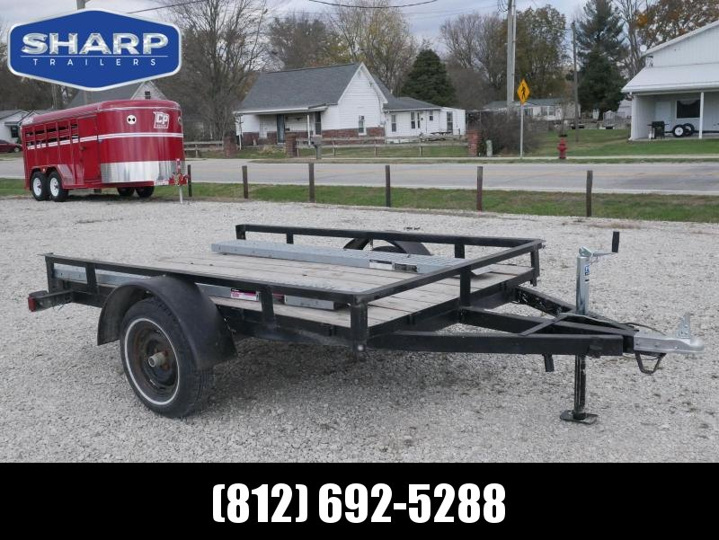 2020 Homemade 5x8 Utility Trailer