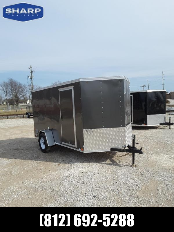 2021 United Trailers XLV 6X12SA30-S Enclosed Cargo Trailer