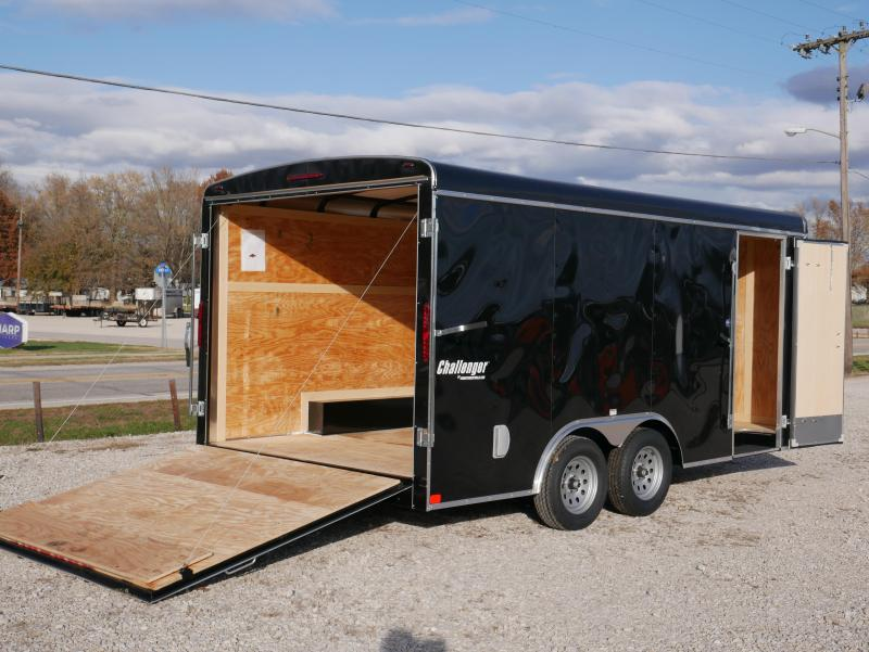 2021 Homesteader Trailers 816CT Enclosed Cargo Trailer