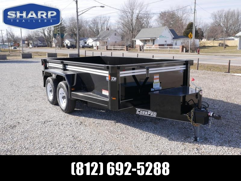2021 CornPro DB-12 SP Dump Trailer