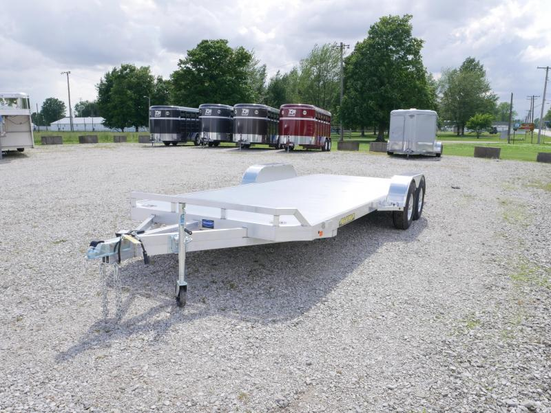2021 Aluma 8220 B Car / Racing Trailer