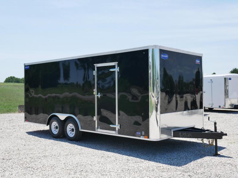 2021 United Trailers XLT 8.5X20TA50 Enclosed Cargo Trailer