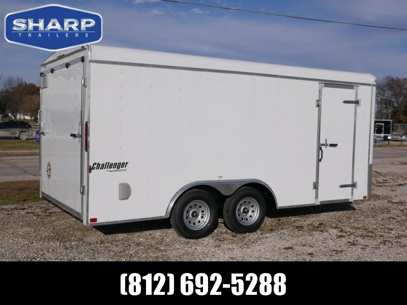 2021 Homesteader Inc. 816CT Enclosed Cargo Trailer