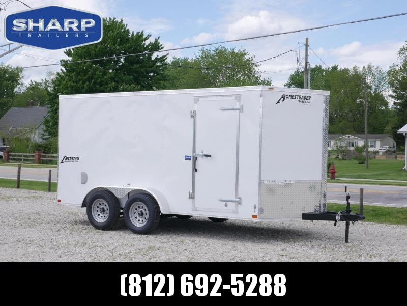 2021 Homesteader Trailers 714 IT Enclosed Cargo Trailer