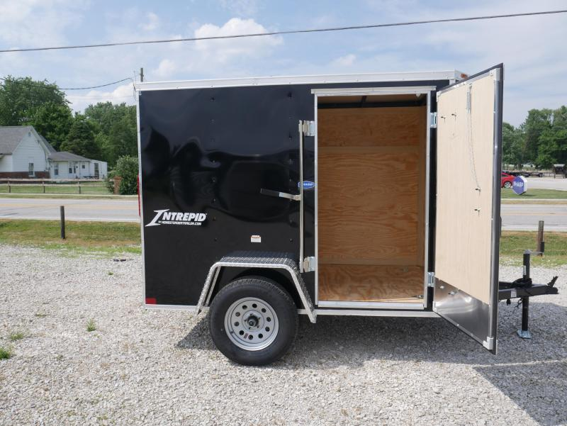 2021 Homesteader Trailers 508IS Enclosed Cargo Trailer