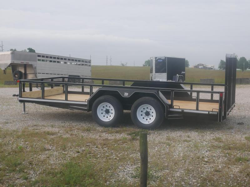 2021 CornPro Trailers UT-16 L TUBERAIL PACKAGE Utility Trailer