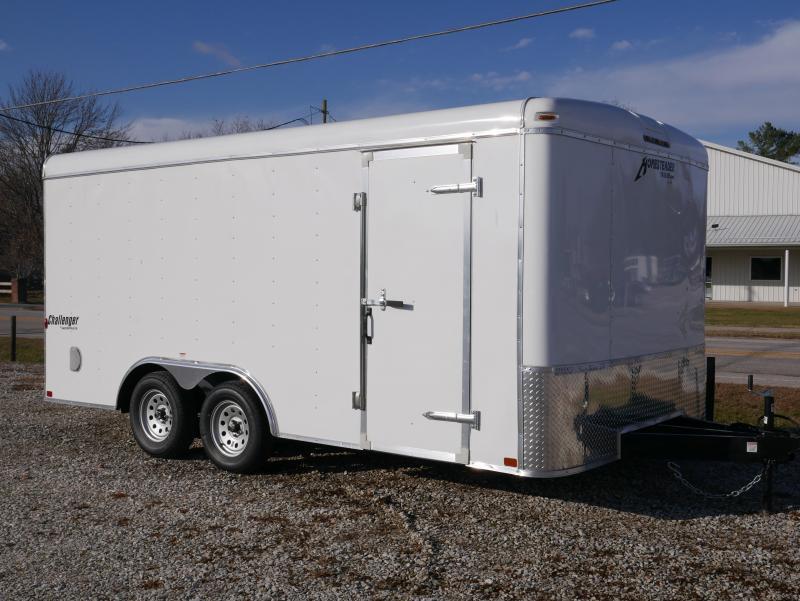 2021 Homesteader 816CT Enclosed Cargo Trailer