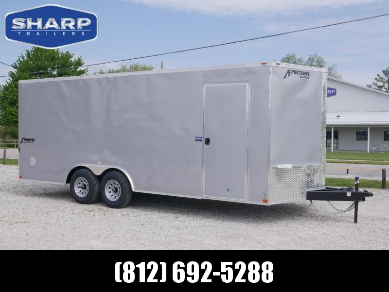2020 Homesteader 820IT Enclosed Cargo Trailer