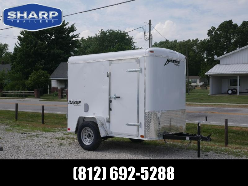 2020 Homesteader 508CS Enclosed Cargo Trailer