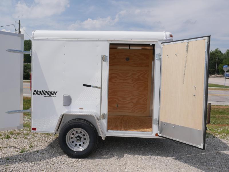 2020 Homesteader 508CS Enclosed Cargo Trailer